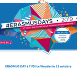 ERASMUS DAYS - Vendredi 11 Octobre 2019